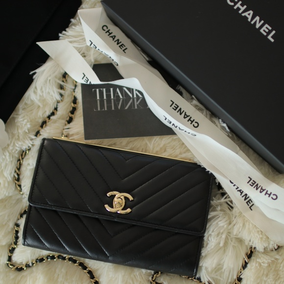 417a797103ac CHANEL Bags | More Pics Trendy Cc Woc In Black | Poshmark